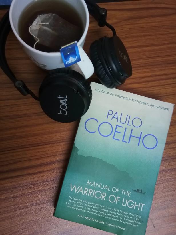 Paulo Coelho's influence on Harman Singh's life