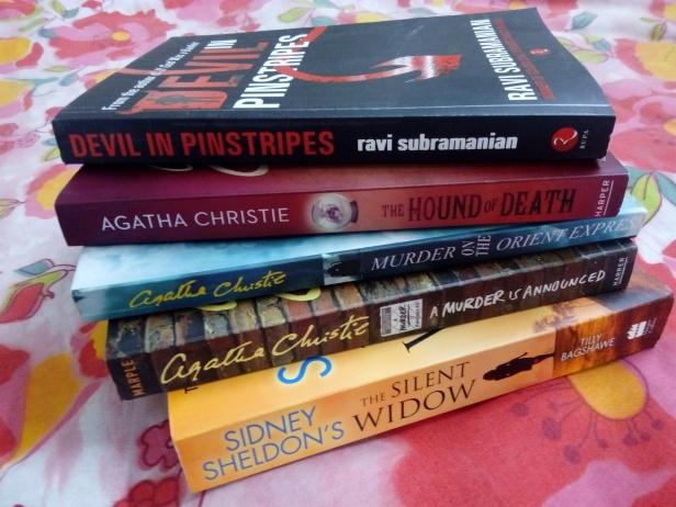 Maya's favorite books